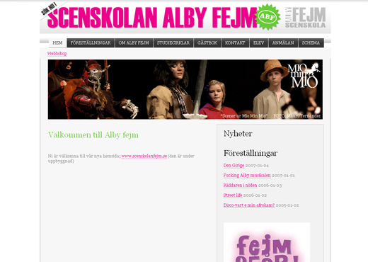 Alby Fejm