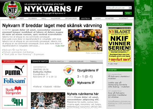 Nykvarns IF