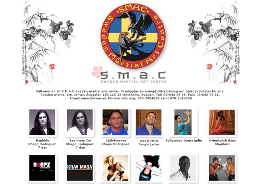 S.M.A.C Sweden martial arts center