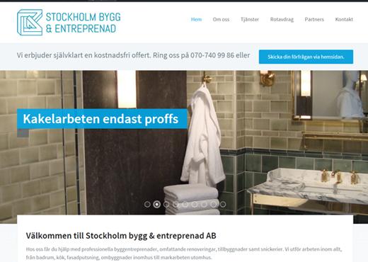 Stockholm bygg & entreprenad AB