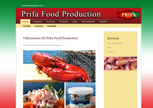 Prifa Food Production